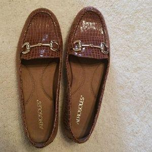 Aerosols shoes